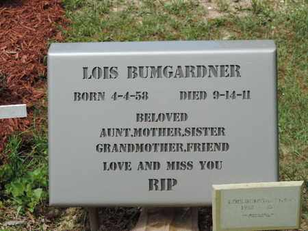 BUMGARDNER, LOIS - Pike County, Ohio | LOIS BUMGARDNER - Ohio Gravestone Photos