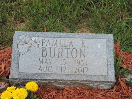 BURTON, PAMELA K. - Pike County, Ohio | PAMELA K. BURTON - Ohio Gravestone Photos
