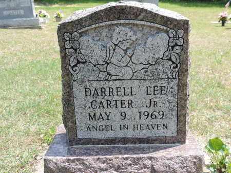CARTER, DARRELL LEE - Pike County, Ohio | DARRELL LEE CARTER - Ohio Gravestone Photos