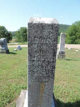 CARTWRIGHT, CLEMENTINE - Pike County, Ohio | CLEMENTINE CARTWRIGHT - Ohio Gravestone Photos