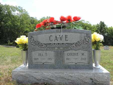CAVE, IRA T. - Pike County, Ohio | IRA T. CAVE - Ohio Gravestone Photos