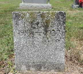 CAVE, L.E. - Pike County, Ohio   L.E. CAVE - Ohio Gravestone Photos