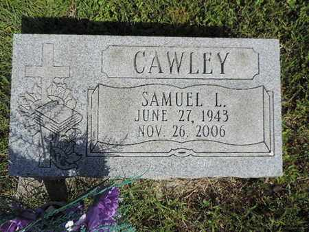 CAWLEY, SAMUEL L. - Pike County, Ohio | SAMUEL L. CAWLEY - Ohio Gravestone Photos