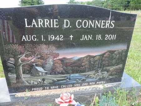 CONNERS, LARRIE D. - Pike County, Ohio | LARRIE D. CONNERS - Ohio Gravestone Photos