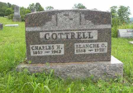 COTTRELL, BLANCHE OPAL - Pike County, Ohio | BLANCHE OPAL COTTRELL - Ohio Gravestone Photos