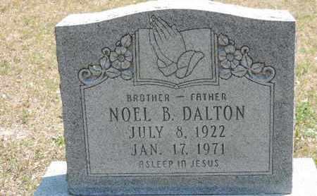 DALTON, NOEL B. - Pike County, Ohio | NOEL B. DALTON - Ohio Gravestone Photos