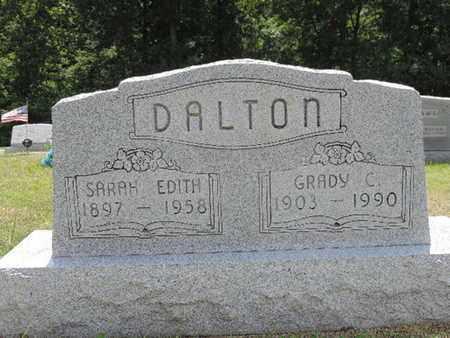 DALTON, GRADY C. - Pike County, Ohio | GRADY C. DALTON - Ohio Gravestone Photos
