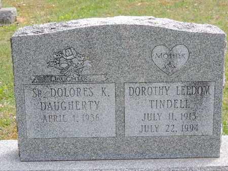 DAUGHERTY, DOLORES K - Pike County, Ohio | DOLORES K DAUGHERTY - Ohio Gravestone Photos