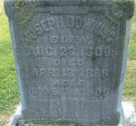 DOWNING, JOSEPH - Pike County, Ohio | JOSEPH DOWNING - Ohio Gravestone Photos