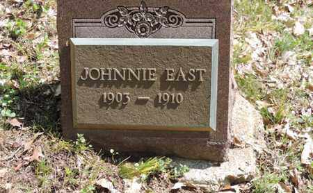 EAST, JOHNNIE - Pike County, Ohio | JOHNNIE EAST - Ohio Gravestone Photos