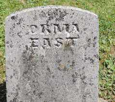 EAST, ORMA - Pike County, Ohio | ORMA EAST - Ohio Gravestone Photos