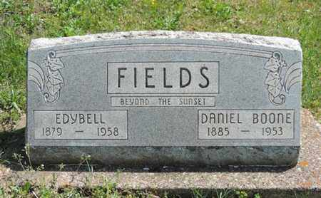 FIELDS, DANIEL BOONE - Pike County, Ohio | DANIEL BOONE FIELDS - Ohio Gravestone Photos