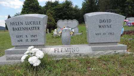 FLEMING, DAVID WAYNE - Pike County, Ohio | DAVID WAYNE FLEMING - Ohio Gravestone Photos