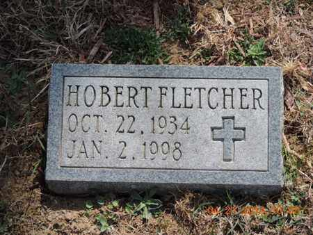 FLETCHER, HOBERT - Pike County, Ohio | HOBERT FLETCHER - Ohio Gravestone Photos
