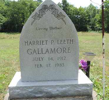 GALLAMORE, HARRIET P - Pike County, Ohio | HARRIET P GALLAMORE - Ohio Gravestone Photos