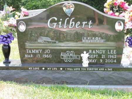 GILBERT, RANDY LEE - Pike County, Ohio | RANDY LEE GILBERT - Ohio Gravestone Photos