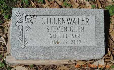 GILLENWATER, STEVEN GLEN - Pike County, Ohio | STEVEN GLEN GILLENWATER - Ohio Gravestone Photos