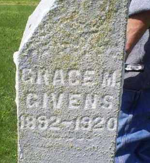 GIVENS, GRACE M. - Pike County, Ohio | GRACE M. GIVENS - Ohio Gravestone Photos