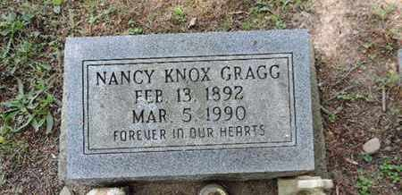 GRAGG, NANCY - Pike County, Ohio | NANCY GRAGG - Ohio Gravestone Photos