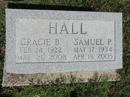 HALL, GRACIE B. - Pike County, Ohio | GRACIE B. HALL - Ohio Gravestone Photos