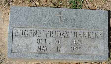 HANKINS, EUGENE - Pike County, Ohio | EUGENE HANKINS - Ohio Gravestone Photos