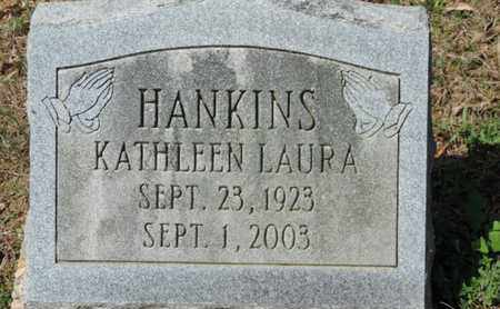 HANKINS, KATHLEEN LAURA - Pike County, Ohio | KATHLEEN LAURA HANKINS - Ohio Gravestone Photos