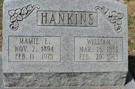 HANKINS, WILLIAM - Pike County, Ohio | WILLIAM HANKINS - Ohio Gravestone Photos