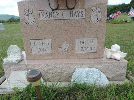 HAYS, NANCY C. - Pike County, Ohio | NANCY C. HAYS - Ohio Gravestone Photos