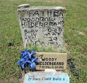 HELDERBRAN, WOODY - Pike County, Ohio | WOODY HELDERBRAN - Ohio Gravestone Photos