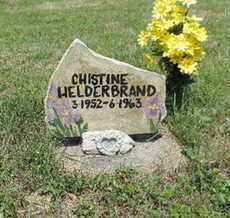 HELDERBRAND, CHISTINE - Pike County, Ohio | CHISTINE HELDERBRAND - Ohio Gravestone Photos