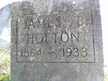 HOLTON, JAMES - Pike County, Ohio | JAMES HOLTON - Ohio Gravestone Photos