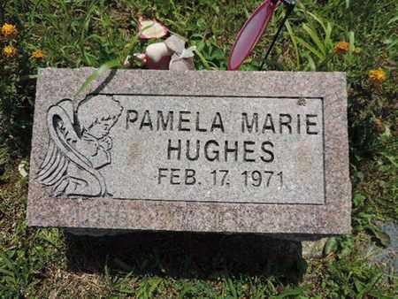 HUGHES, PAMELA MARIE - Pike County, Ohio | PAMELA MARIE HUGHES - Ohio Gravestone Photos