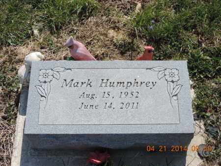 HUMPHREY, MARK - Pike County, Ohio | MARK HUMPHREY - Ohio Gravestone Photos