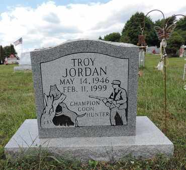 JORDAN, TROY - Pike County, Ohio | TROY JORDAN - Ohio Gravestone Photos