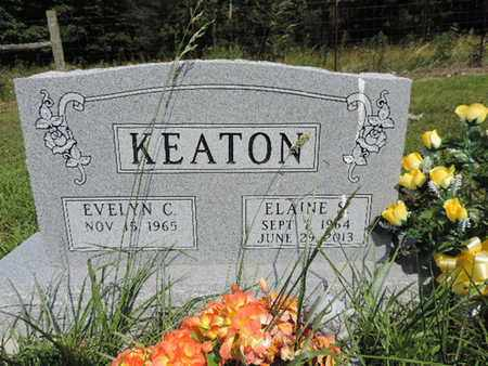 KEATON, ELAINE S - Pike County, Ohio | ELAINE S KEATON - Ohio Gravestone Photos