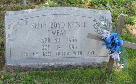KEESEE, KEITH BOYD - Pike County, Ohio | KEITH BOYD KEESEE - Ohio Gravestone Photos