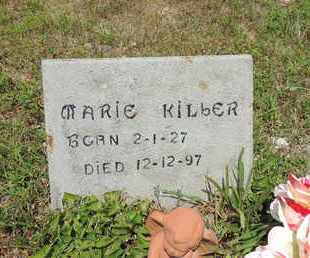 KILBER, MARIE - Pike County, Ohio | MARIE KILBER - Ohio Gravestone Photos