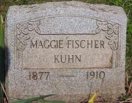 KUHN, MAGGIE - Pike County, Ohio | MAGGIE KUHN - Ohio Gravestone Photos