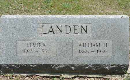 LANDEN, ELMIRA - Pike County, Ohio | ELMIRA LANDEN - Ohio Gravestone Photos
