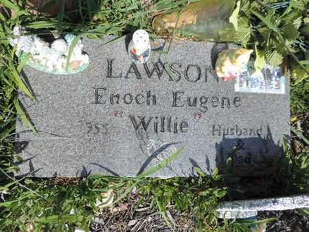 LAWSON, ENOCH EUGENE - Pike County, Ohio | ENOCH EUGENE LAWSON - Ohio Gravestone Photos