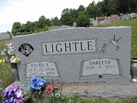 LIGHTLE, DARLENE - Pike County, Ohio | DARLENE LIGHTLE - Ohio Gravestone Photos