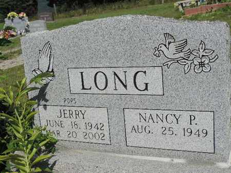 LONG, NANCY P. - Pike County, Ohio | NANCY P. LONG - Ohio Gravestone Photos