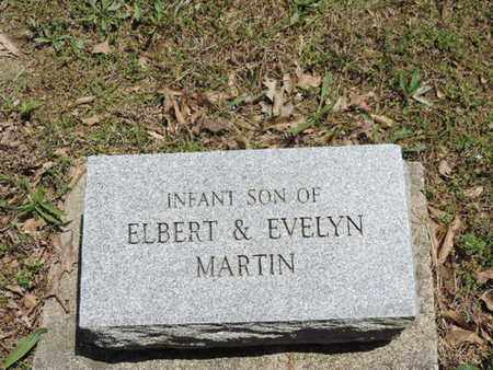 MARTIN, INFANT - Pike County, Ohio | INFANT MARTIN - Ohio Gravestone Photos