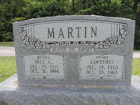 MARTIN, LAWRENCE - Pike County, Ohio | LAWRENCE MARTIN - Ohio Gravestone Photos