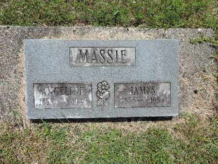 MASSIE, ANGELINE - Pike County, Ohio | ANGELINE MASSIE - Ohio Gravestone Photos