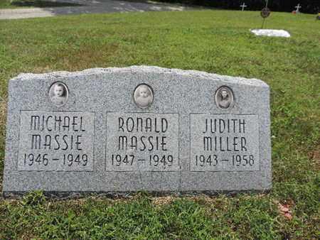 MILLER, JUDITH - Pike County, Ohio | JUDITH MILLER - Ohio Gravestone Photos