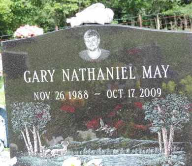 MAY, GARY NATHANIEL - Pike County, Ohio | GARY NATHANIEL MAY - Ohio Gravestone Photos