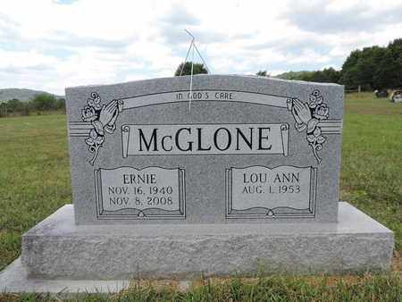 MCGLONE, LOU ANN - Pike County, Ohio | LOU ANN MCGLONE - Ohio Gravestone Photos