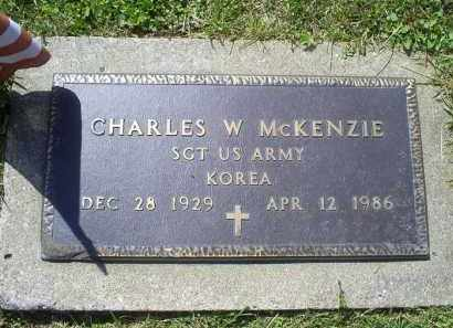 MCKENZIE, CHARLES W. - Pike County, Ohio | CHARLES W. MCKENZIE - Ohio Gravestone Photos
