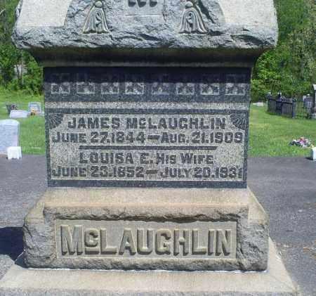 MCLAUGHLIN, LOUISA - Pike County, Ohio | LOUISA MCLAUGHLIN - Ohio Gravestone Photos